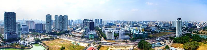 Kallang Riverside Park City View
