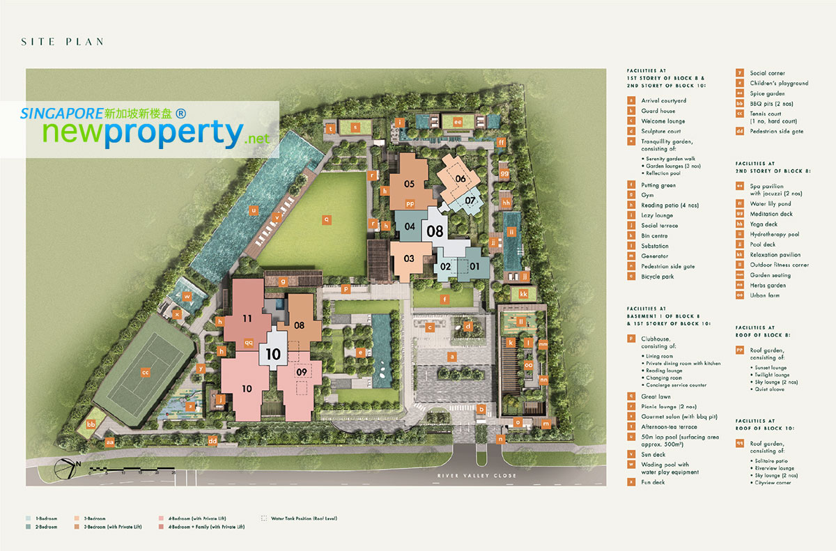 Site Plan - Click to Enlarge Image