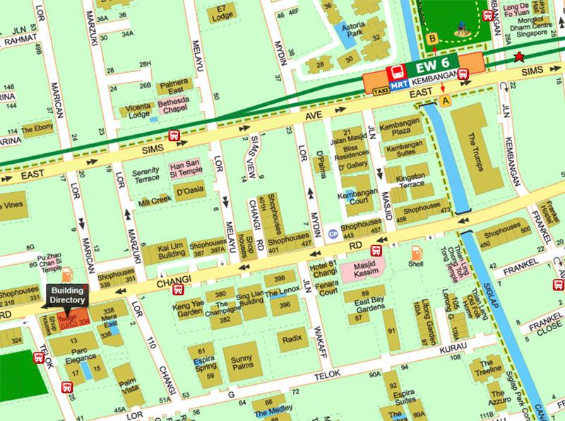 Tedge Map