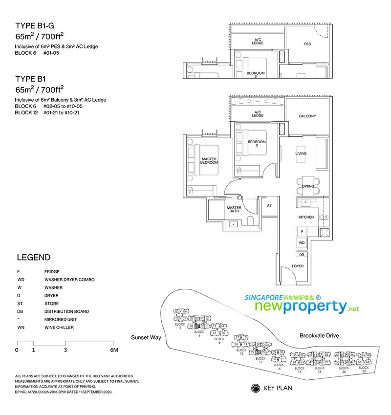 Ki Residences 2-bedroom