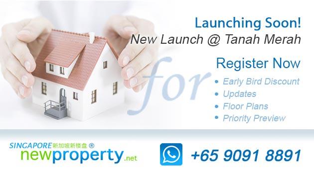 Tanah-Merah Kechil new launch